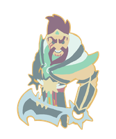 Draven by LuluDubYou