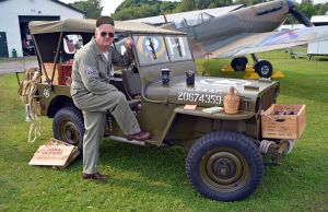 Hooton Park 1940's weekend 2015 (4) by masimage