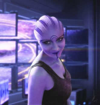 Asari by Aestra