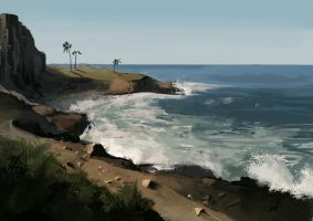Cove Speed Paint by moonaniteone