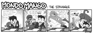 MM: The Struggle by TheK40