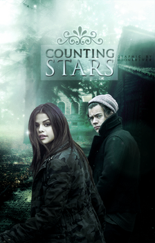 Counting Stars // Book Cover by moonxriver