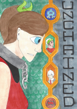 Unchained Nuzlocke Cover by Naither