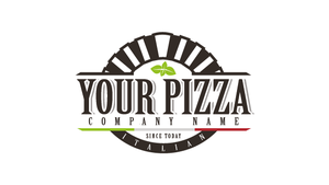 YOUR PIZZA LOGO by MattVTwelve