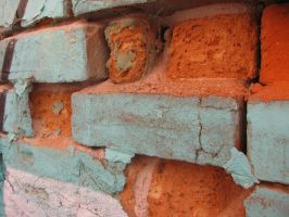 Broken Bricks by Friday-On-a-TuEsDaY