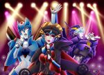 Singers_commission by BTFly009