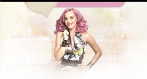 Katy Perry free header by itsanne