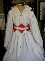 Whitemage costume..in progress by Overlord-Etna