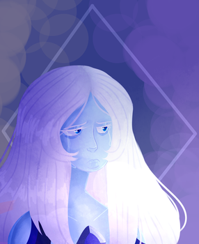 Blue Diamond by MilkHoof