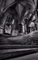 Famous stairs by AngiWallace