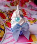 Dainty Blue Cupcake by Lustfulwish
