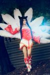 League of Legends - Ahri by beethy