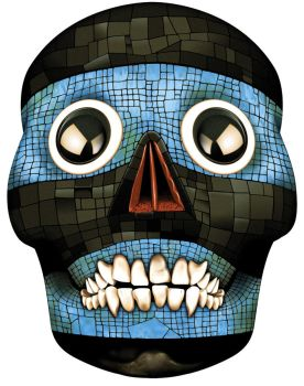South American Mask 2 by spr0ket