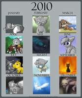 Art Comparison Meme 2010 by Moonblizzard