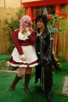 Lisbeth And Kirito 2 by Shotalicious