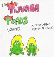 Toads_Tijuana by qwertypictures