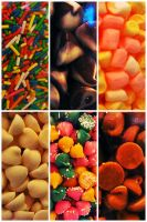 [Photoset] Sweet Toppings by Roxyielle