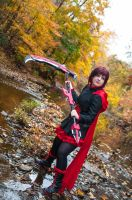 Ruby Rose by ArcaneApostate