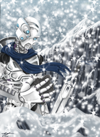 Through time and ice by Ferain