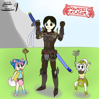Quest Completed: Feat. Tamae by NinoSatori