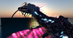 Dragon Form by MEWillow