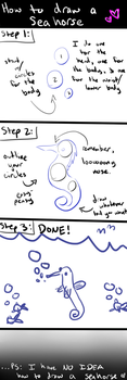 Seahorse tutorial by Queen--of--Nothing