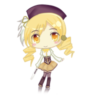 PTS COM Preview- Mami Tomoe by NamieyXcarletLaytis