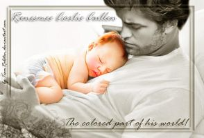 The colored part of his world by TeamRobsten