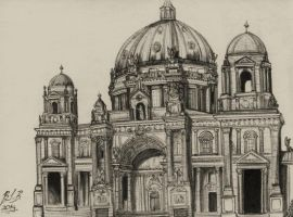 Berliner Dom by planned-chaos