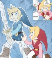 Red and frozen Blue by contestshipper1242