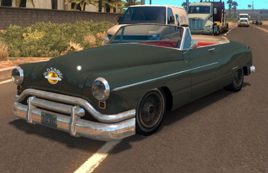 1951 Oldsmobile 88 by bhw2279