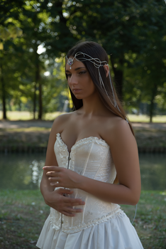 Fairy with Tiara by FrancescaAmyMaria