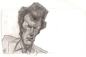 Dirty Harry sketch by EspnB