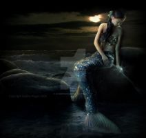 Mermaid by andreimogan
