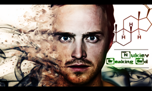 Jesse Pinkman (Nukiev Request) by oOScarfaceOo