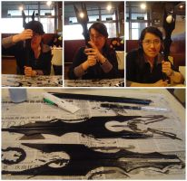 Saruman Staff in process 2 by Norloth