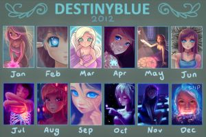 in 2012 DestinyBlue Drew... by DestinyBlue