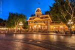 Disneyland City Hall by NY-Disney-fan1955