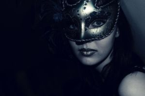 It's what's behind the mask by nikz09mia