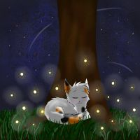 .:CP:. Fireflies by nightpooll