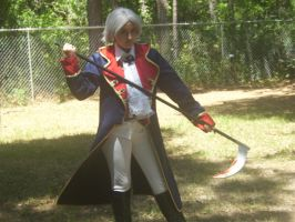 Prussia-Here to take your soul by BlueNightGiGi