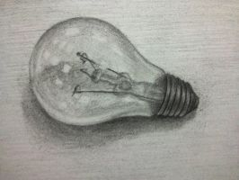 lightbulb by Nedika