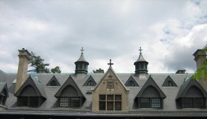biltmore stables roof by objekt-stock