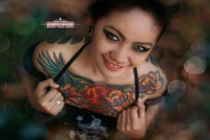 Spunky Seyer Tattoo Collector PH SFWTP by AmenAvifail