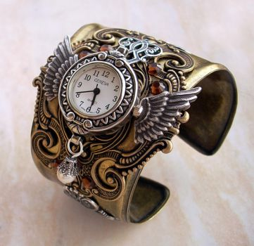 Steampunk Watch Version 2-2 by Aranwen
