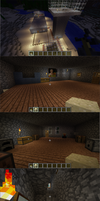 Minecraft Creation 2: Sana's House by Tycoondasher