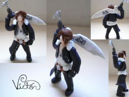 Squall Leonhart by VictorCustomizer
