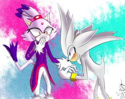 One Hour Silver and Blaze - 7 by Zadimortis