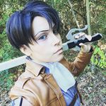 SnK - Heichou by nikitachikita005