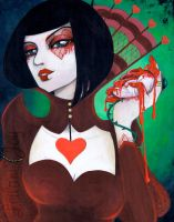 The Red Queen by LeilaniJoy